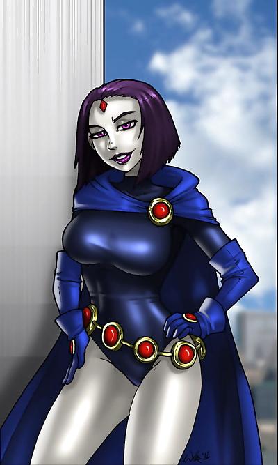 Cerberuslives Raven Muscle..