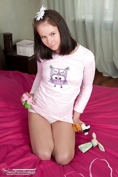 Cute teen Candy stands..